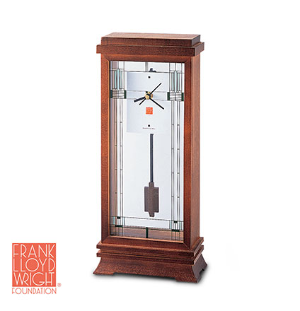 B1839T Willits Mantel Clock
