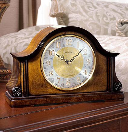 B1975 Chadbourne By Bulova Clocks