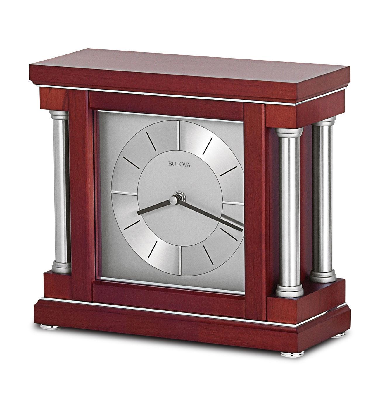 Bulova holyoke mantel clock