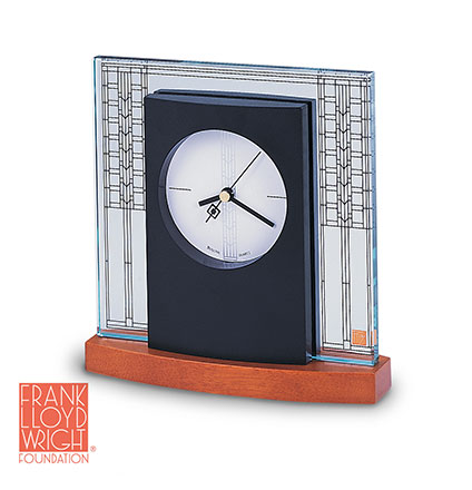 B7750T Glasner House Clock