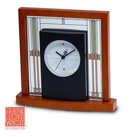 B7756T Willits Table Clock